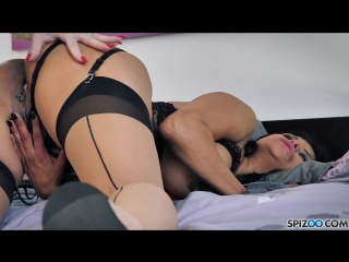 Gabby Quinteros & Jessica Jaymes (My Friend Gabby) Big Tits, Brunette, Glamour, Latina, Lesbian, Masturbation, MILF, 1080p