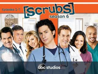 Sсrubs, 2006-2007 (