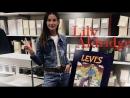 Lily Aldridge x Levi's | Part 2 (RUS SUB)
