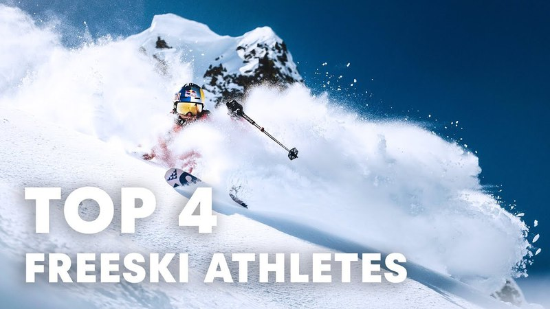 The BEST freeskiers of Freeride World Tour 2018.