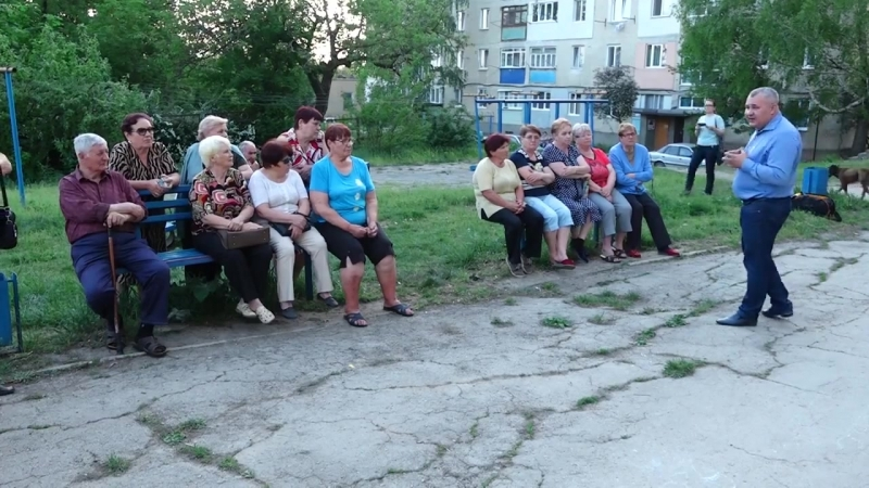 Николай Григоришин: Огромное спасибо бельчанам за поддержку!