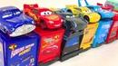 Учим Цвета Цветные Машинки Игрушки Дисней Тачки Развивающие Мультики для Самых Маленьких