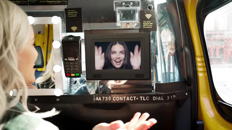 Maybelline Taxi TV