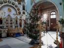 Православная украинская церковь на Рождество Украина А пару лет назад была она Московского Патриархата