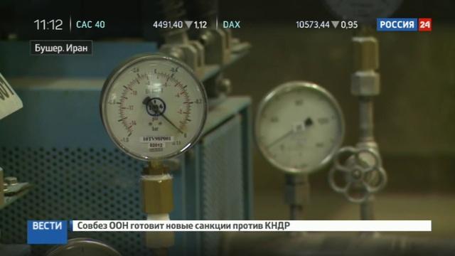 Новости на Россия 24 • Бушер-2 Россия воплощает в жизнь иранскую мечту