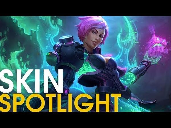Pixel Chaos Discordia Skin Spotlight