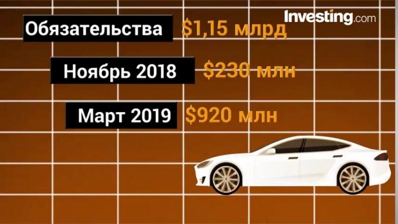 Компании Tesla нужно завоевать доверие кредиторов для новых займов