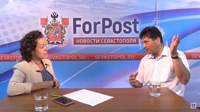 О вузе, выборах, мифах и понаехавших – ректор СевГУ, доктор политических наук Владимир Нечаев