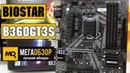 Biostar B360GT3S обзор материнской платы