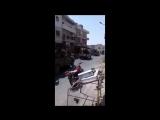 Террористы всех мастей, отправили очередной конвой с подкреплением на Западный фронт, в окрестностях города Джиср Аш Шугур.#Сир