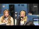 150331 Red Velvet - Rap God Irene Cut Choi Hwa Jungs Power Time Radio