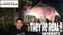 Washington State Fair 2018 - Discover The Dinosaurs Exhibit Ok4kidstv video 195