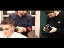 Визитка Bros Place Barbershop Ялуторовск