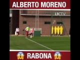 Рабона Морено!