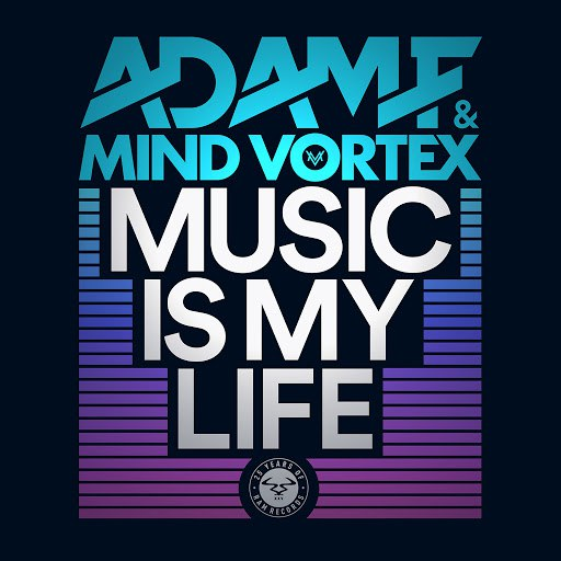 Adam F альбом Music Is My Life