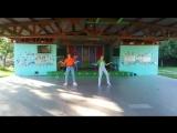 Танец под песню Azukita (Steve Aoki, Daddy Yankee, Play-N-Skillz, Elvis Crespo)