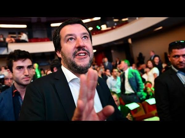 Matteo Salvini regrette de ne pas pouvoir expulser les Roms italiens
