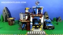 LEGO Mountain Police Films