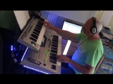 IV rendezvous JM Jarre remix-COVER on T3