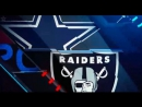Week 15 / 17.12.2017 / Dallas Cowboys @ Oakland Raiders