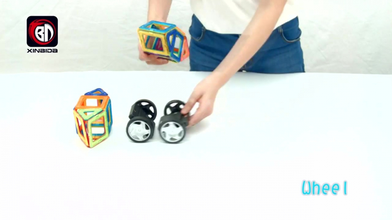 Magical Magnetic Как собирать фигурки