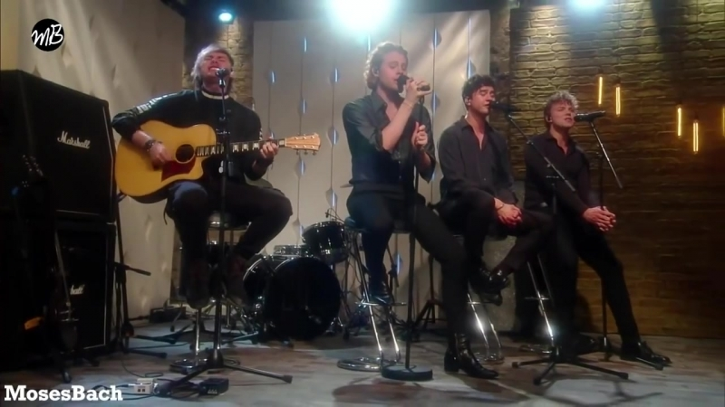 5 Seconds Of Summer (5SOS) perform Amnesia on Zoe Ball Sunday Show 17 June 2018