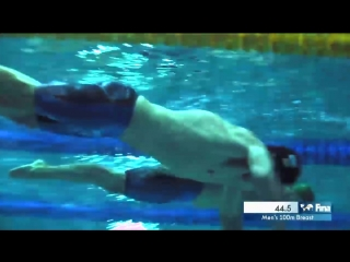Van der Burgh beats Prigoda again with 0.29 seconds in 100m breaststroke