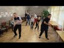 Квест для молодых семей Общий танец