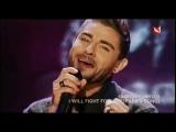 Fabrizio Faniello - I Will Fight for You (Papa-u0027s Song) - Malta Eurovision 2012 Promo