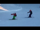 Мои любимые лыжи
