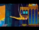 Бесстрашная гимнастка парит под куполом и вслед за ней взмывают звуки саксофона и рояля…