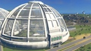 When City Planning in Cities Skylines traps everyone inside The Dome