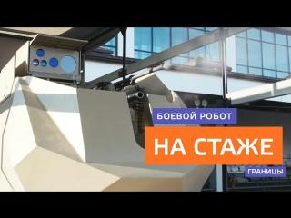 """""""Игорёк""""  боевой робот с искусственным интеллектом"""