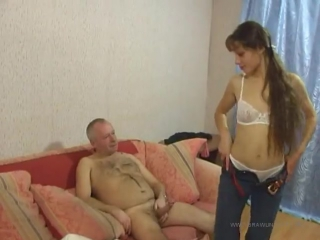 Отец во сне перепутал дочь с женой порно