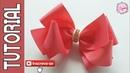 Laço De Infinity Fita N9 🎀 Ribbon Bow 🎀 DIY by Elysia Handmade
