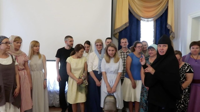 Три года добровольческой службе Марфо Мариинской обители милосердия