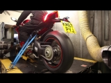 Скоростные испытания Ducati Panigale V4-S