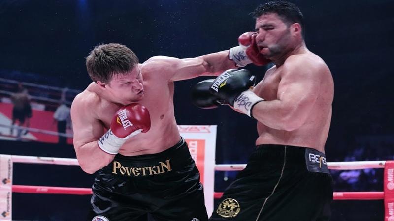 Alexander Povetkin - Knockouts Highlights 2018