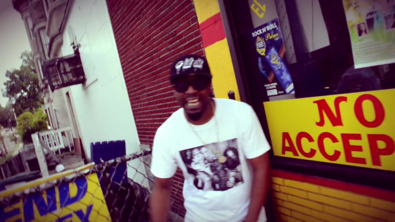 Sadat X - Da Hustle Don't Stop (feat. Ed OG Fokis)
