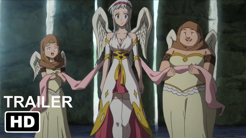 The Seven Deadly Sins The Movie: Prisoners of the Sky - Official Trailer 3
