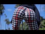 Ricky Breaker ft. Kyle Massey - горячий тверк от сочной мулатки с большой упругой жопой, не порно