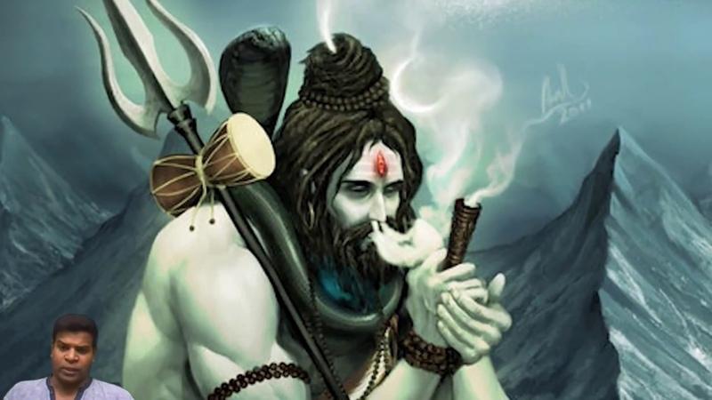 Почему Господь Шива курит марихуану и пьёт алкоголь?