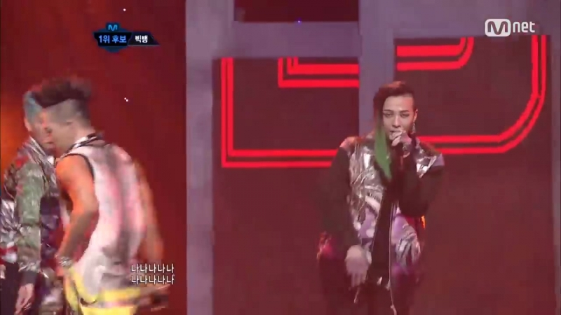 [STAR ZOOM IN] BIGBANG - FANTASTIC BABY_ 잘노는 남자들 빅뱅, Fantastic Baby 엠카 레전드 퍼