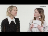 The Cast of Oceans 8 Play How Well Do You Know Your Co-Star