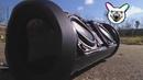JBL FLIP 4 50K BASS TEST LOW FREQUENCY MODE