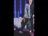 FANCAM 14.09.18 Chan (UNB - Black Heart) @ UNB on KT