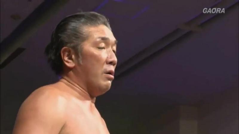 Don Fujii vs Yosuke Santa Maria Dragon Gate Kotoka Road to Final 2018 Day 7