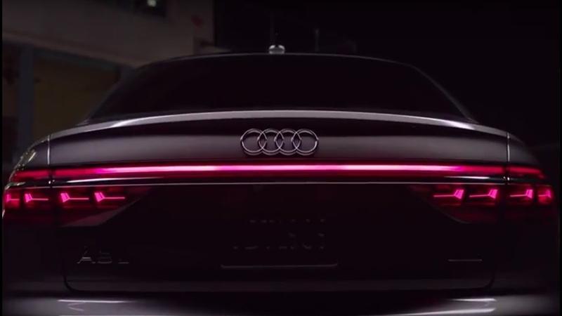 Audi A8 Defined Interior Design