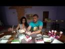 [ДЯДЯ СЕРЕЖА] ВСЕ БУРГЕРЫ МАКДАКА ЗА РАЗ. CheatMeal Challenge 3. McDonalds 16 Burgers