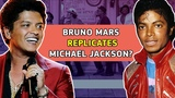 Is Bruno Mars Trying To Replicate Michael Jackson